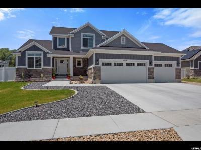 Taylorsville Single Family Home For Sale: 4748 S Taylors Ridge Cv W
