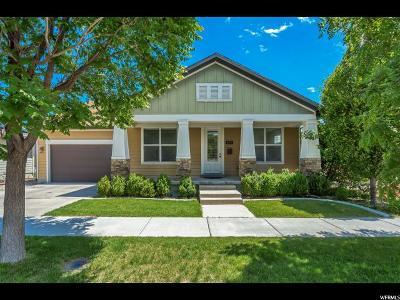 South Jordan Single Family Home For Sale: 11557 Roselawn Way