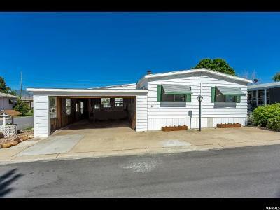 Spanish Fork Single Family Home For Sale: 1050 E 800 N #11