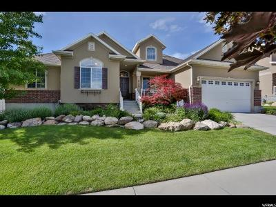West Jordan Single Family Home For Sale: 6159 W Indian Oak Dr