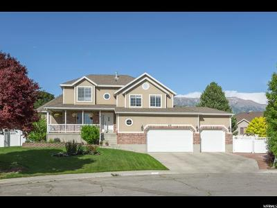American Fork Single Family Home For Sale: 536 W 550 N
