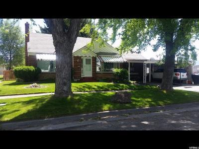 Preston Single Family Home For Sale: 449 S 200 E