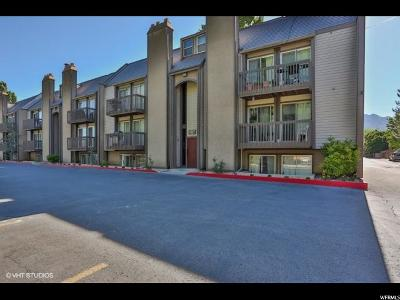 Murray Condo For Sale: 5327 S 560 E #B