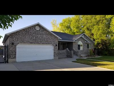 West Jordan Single Family Home For Sale: 5126 W 7730 S