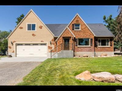 Clarkston Single Family Home For Sale: 263 S 200 E