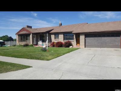 Preston Single Family Home For Sale: 242 S 3rd E