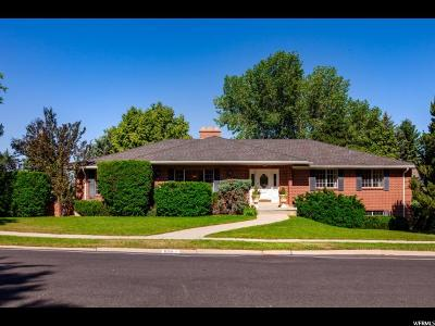 Cottonwood Heights Single Family Home For Sale: 8188 S Top Of The World Dr.