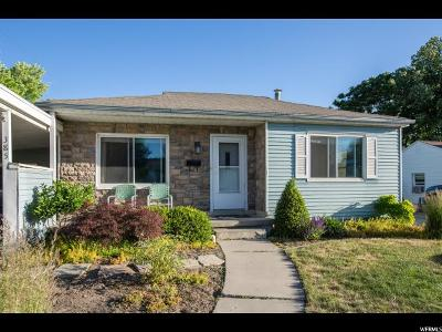 American Fork Single Family Home For Sale: 385 Clifton Ave