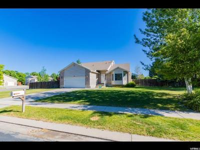 West Jordan Single Family Home For Sale: 4181 W Flat Creek Cir S
