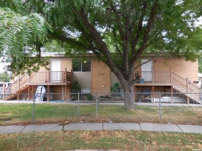 Salt Lake City Multi Family Home For Sale: 1794 W Shannon Cir