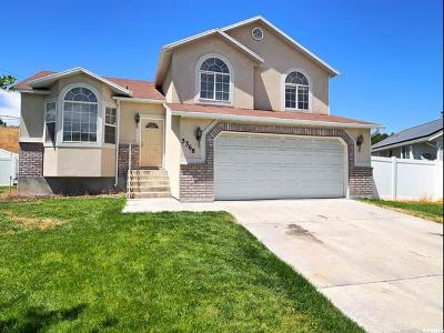Taylorsville Single Family Home For Sale: 5368 S Kimman Cv