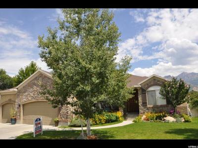 Cottonwood Heights Single Family Home For Sale: 8123 S Spectrum Cv E
