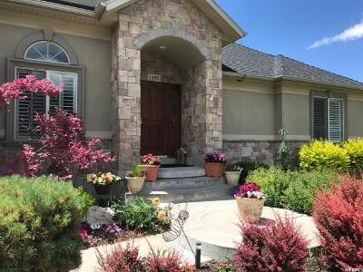 Farmington Single Family Home For Sale: 1193 Tee Time Dr