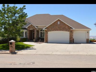 North Logan Single Family Home For Sale: 3285 N 1950 E