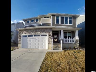 Lehi Single Family Home For Sale: 850 W 4050 N