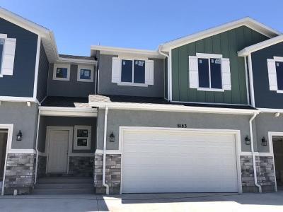 Eagle Mountain Townhouse For Sale: 8183 N Cedar Springs Rd E #102