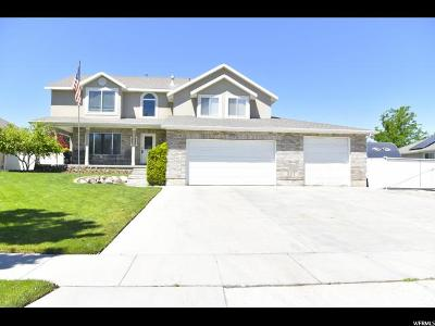 Riverton Single Family Home For Sale: 13754 S 4100 W