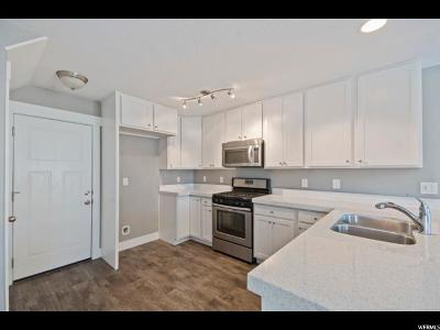 Holladay Townhouse For Sale: 1331 E Tobermory Way