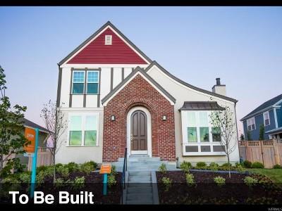 South Jordan Single Family Home For Sale: 5209 W Mellow Way S #572