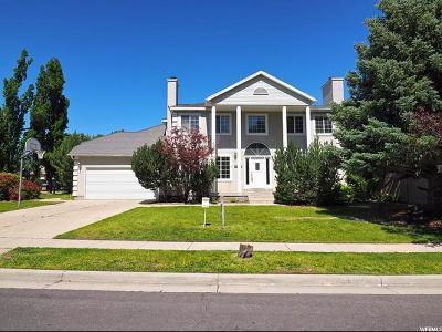 Sandy Single Family Home For Sale: 8842 S Sunridge Dr E