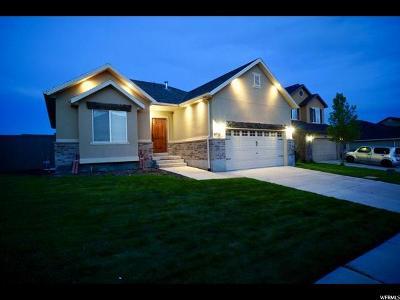 Eagle Mountain Single Family Home For Sale: 8732 N Jefferson Dr E