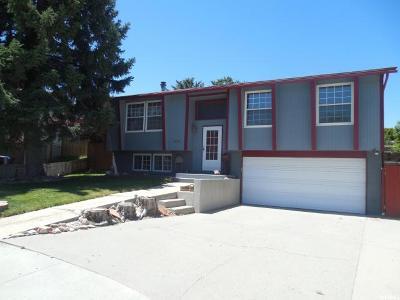 Taylorsville Single Family Home For Sale: 6132 S Hazelhurst Dr W