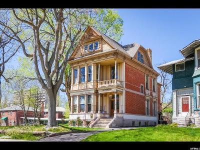 Salt Lake City Multi Family Home For Sale: 623 E 100 S