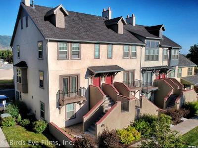 Kaysville Townhouse For Sale: 420 N Main St #20