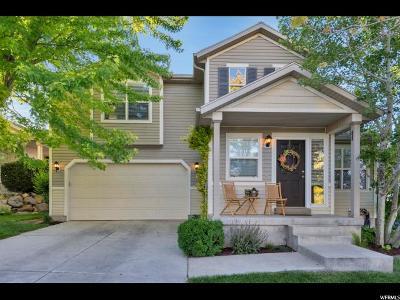 Eagle Mountain Single Family Home For Sale: 7667 N Wyatt Earp Ave