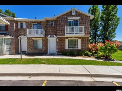 Provo Townhouse For Sale: 1104 N 2780 W
