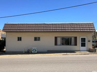 Helper Single Family Home For Sale: 623 Canyon St