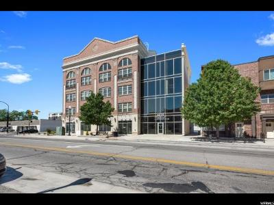 Murray Condo For Sale: 4276 S Main #209