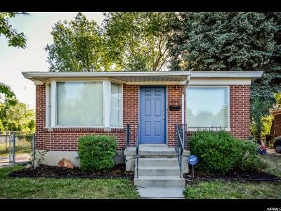 Salt Lake City Single Family Home For Sale: 568 S Navajo W