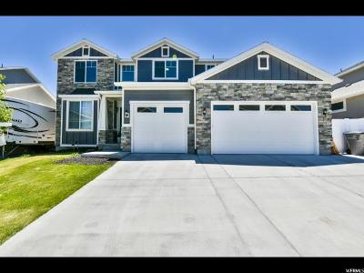 South Jordan Single Family Home For Sale: 3813 W Coastal Dune Dr
