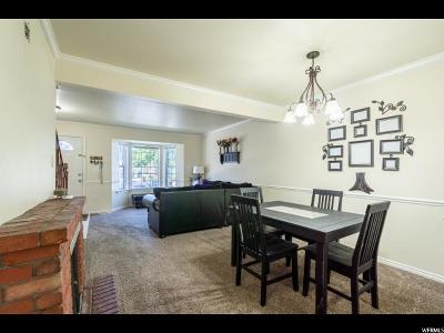 Orem Townhouse For Sale: 444 W 700 N
