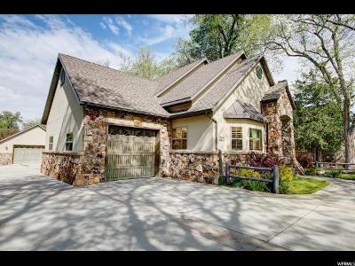 Salt Lake City Single Family Home For Sale: 2174 S Preston St
