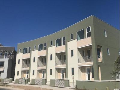 South Jordan Townhouse For Sale: 11539 S Grandville Ave W #103