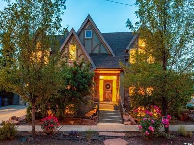 Salt Lake City Single Family Home For Sale: 904 S Diestel Rd
