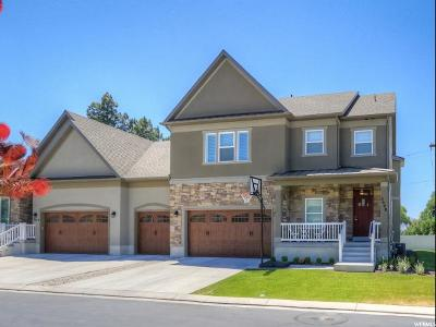 Holladay Single Family Home For Sale: 5608 S Dunetree Hill Ln #7