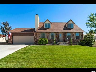 Layton Single Family Home For Sale: 1278 E South Lisa St