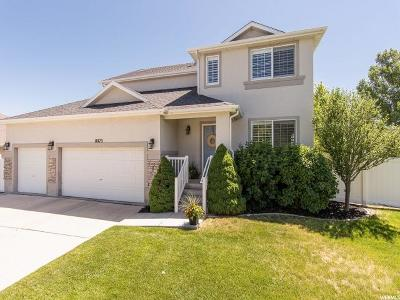 West Jordan Single Family Home For Sale