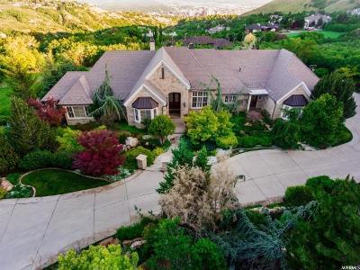 Salt Lake City Single Family Home For Sale: 380 E Oak Forest Rd