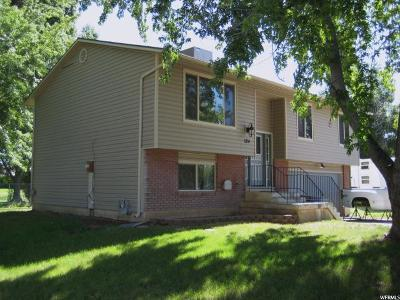 Clinton Single Family Home For Sale: 524 W 1060 N