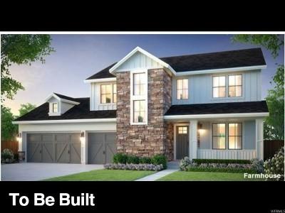 South Jordan Single Family Home For Sale: 11577 S Anna Emily Dr W #107