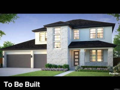 South Jordan Single Family Home For Sale: 11543 S Anna Emily Dr W #111
