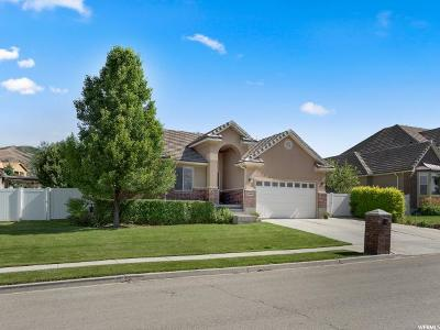 Lehi Single Family Home For Sale: 668 W 3275 N