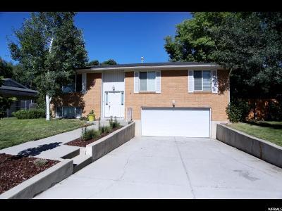 Sandy Single Family Home For Sale: 8903 S Laurel Dr