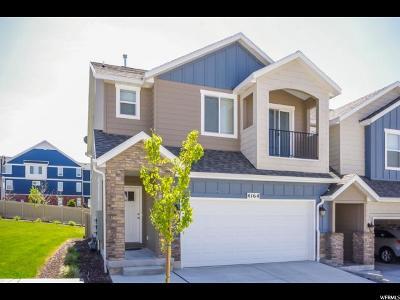 Lehi Townhouse For Sale: 4164 N Fremont Dr N