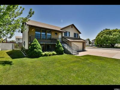 Woods Cross Single Family Home For Sale: 1421 W 1900 S