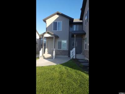 Eagle Mountain Townhouse For Sale: 3761 Cunninghill Dr N